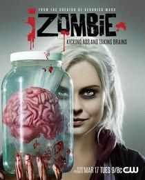 iZombie (1ª Temporada) - Poster / Capa / Cartaz - Oficial 2