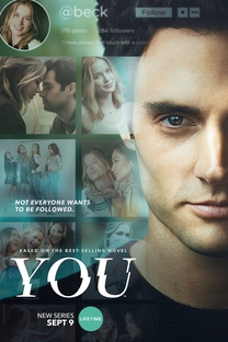 Você (1ª Temporada) - Poster / Capa / Cartaz - Oficial 3