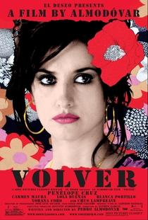 Volver - Poster / Capa / Cartaz - Oficial 3