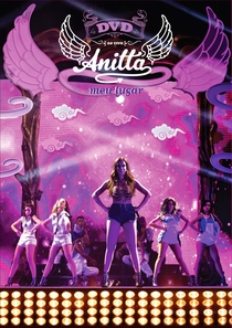 Anitta: Meu Lugar - Poster / Capa / Cartaz - Oficial 1