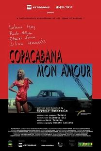 Copacabana Mon Amour - Poster / Capa / Cartaz - Oficial 1