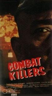 Combat Killers - Poster / Capa / Cartaz - Oficial 2