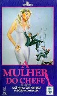 A Mulher do Chefe - Poster / Capa / Cartaz - Oficial 2