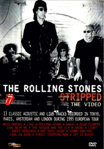 Rolling Stones - Stripped - Poster / Capa / Cartaz - Oficial 1