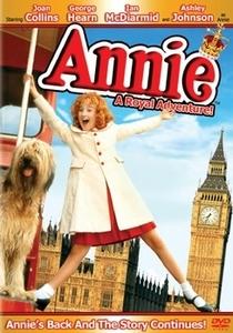 Annie: Uma Aventura Real - Poster / Capa / Cartaz - Oficial 1