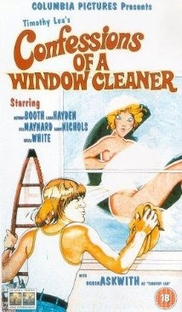 Confessions of a Window Cleaner - Poster / Capa / Cartaz - Oficial 1