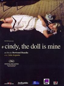 Cindy, A Boneca é Minha - Poster / Capa / Cartaz - Oficial 1