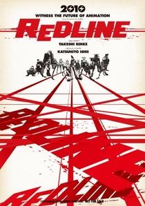 Redline - Poster / Capa / Cartaz - Oficial 2