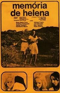 Memória de Helena - Poster / Capa / Cartaz - Oficial 1