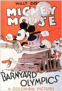Barnyard Olympics - Poster / Capa / Cartaz - Oficial 1