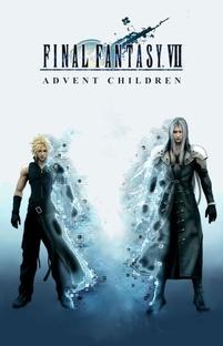 Final Fantasy VII: Advent Children Complete - Poster / Capa / Cartaz - Oficial 3