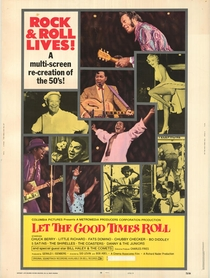 Let the Good Times Roll - Poster / Capa / Cartaz - Oficial 1