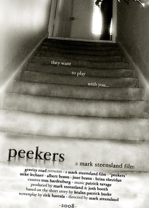 Peekers - Poster / Capa / Cartaz - Oficial 1