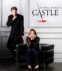 Castle (6ª Temporada) - Poster / Capa / Cartaz - Oficial 1
