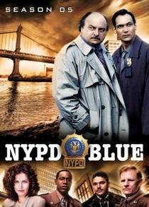 Nova York Contra o Crime (5ª Temporada) - Poster / Capa / Cartaz - Oficial 1