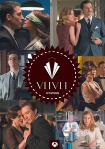 Velvet (3ª Temporada) - Poster / Capa / Cartaz - Oficial 1