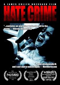Hate Crime - Poster / Capa / Cartaz - Oficial 4
