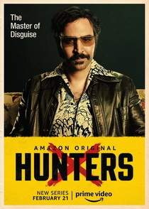 Hunters (1ª Temporada) - Poster / Capa / Cartaz - Oficial 5