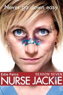 Nurse Jackie (7° Temporada) - Poster / Capa / Cartaz - Oficial 1