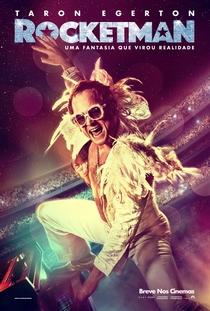 Rocketman - Poster / Capa / Cartaz - Oficial 2