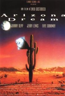 Arizona Dream: Um Sonho Americano - Poster / Capa / Cartaz - Oficial 1