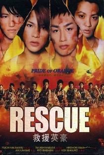 RESCUE - Poster / Capa / Cartaz - Oficial 1