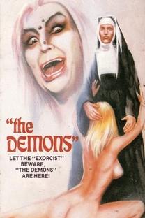 Os Demonios - Poster / Capa / Cartaz - Oficial 2
