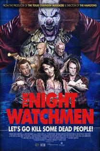 Os Vigias Noturnos - Poster / Capa / Cartaz - Oficial 2