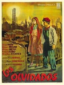Os Esquecidos - Poster / Capa / Cartaz - Oficial 3