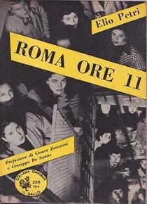 Roma às 11 Horas - Poster / Capa / Cartaz - Oficial 1