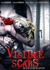 Visible Scars - Poster / Capa / Cartaz - Oficial 2