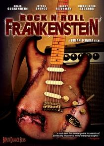 Rock 'n' Roll Frankenstein - Poster / Capa / Cartaz - Oficial 1