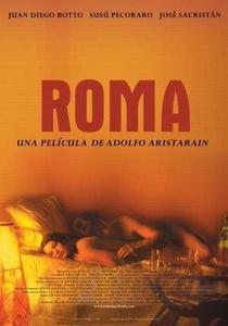 Roma, Um Nome de Mulher - Poster / Capa / Cartaz - Oficial 1