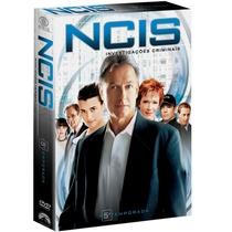 NCIS: Investigações Criminais (5ª Temporada) - Poster / Capa / Cartaz - Oficial 2