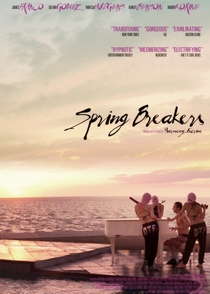 Spring Breakers: Garotas Perigosas - Poster / Capa / Cartaz - Oficial 19