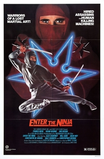 Ninja A Maquina Assassina - Poster / Capa / Cartaz - Oficial 4
