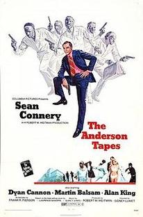 O Golpe de John Anderson - Poster / Capa / Cartaz - Oficial 2