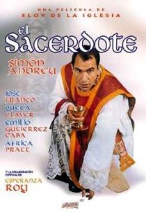 El Sacerdote  - Poster / Capa / Cartaz - Oficial 1