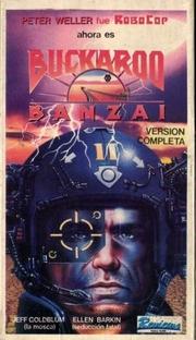 As Aventuras de Buckaroo Banzai - Poster / Capa / Cartaz - Oficial 7