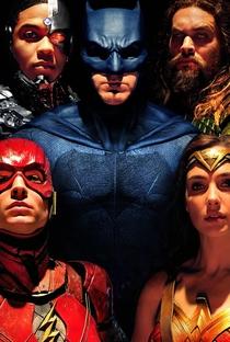 Liga da Justiça - Poster / Capa / Cartaz - Oficial 7