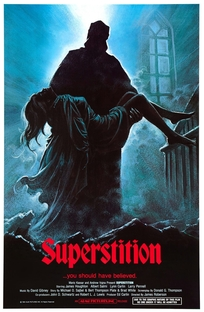 Superstição - Poster / Capa / Cartaz - Oficial 2