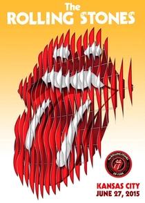 Rolling Stones - Kansas City 2015 - Poster / Capa / Cartaz - Oficial 1