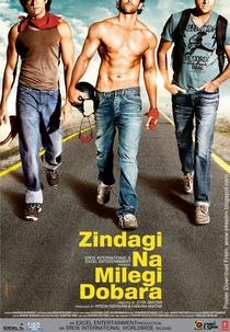 Zindagi Na Milegi Dobara - Poster / Capa / Cartaz - Oficial 5