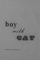 Garoto com Gato (Boy with Cat)