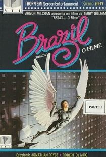 Brazil, o Filme - Poster / Capa / Cartaz - Oficial 6