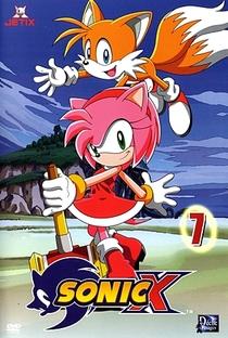 Sonic X (1ª Temporada) - Poster / Capa / Cartaz - Oficial 13