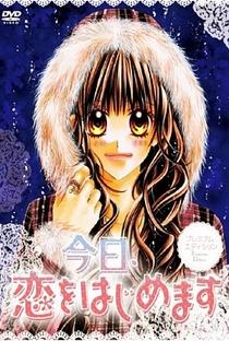 Kyou, Koi wo Hajimemasu - Poster / Capa / Cartaz - Oficial 2
