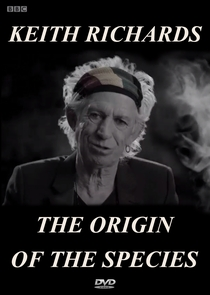 Keith Richards - The Origin Of The Species - Poster / Capa / Cartaz - Oficial 1
