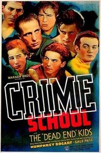 No Limiar do Crime - Poster / Capa / Cartaz - Oficial 1