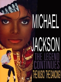 Michael Jackson: The Legend Continues - Poster / Capa / Cartaz - Oficial 1